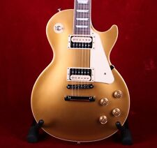 2016 Gibson Limited Les Paul Classic Goldtop Electric Guitar
