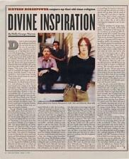 Sixteen Horsepower Interview/article 1996