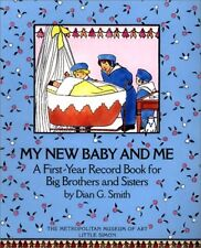 B0018SYWK2 My New Baby And Me: A First Year Record Book For Big Brothers And Bi