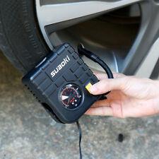 12V DC Air Auto Reifen Kompressor Luftpumpe Inflator Druckluft Tragbar 120PSI