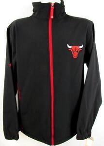 Chicago Bulls Big and Tall Mens 3XL MT LT Full Zip Soft Shell Jacket CGB 3