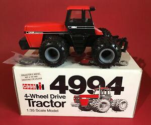 Scarce Conrad 1/35 Case International 4994 4 Wheel Drive Tractor No5011 NMIB