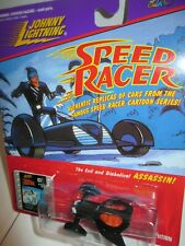 Johnny Lightning 1/64 Speed Racer Assassin with Cel # 5