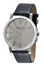 Kenneth Cole Reloj De Hombre kc1931 Análogo Cuero Negro