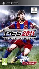 Pro Evolution soccer PES 2011 (calcio) Sony PSP Konami