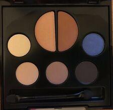 New Jafra Endless California 5 Powder Eyeshodows 1 Blush & 1 Bronzer Palette