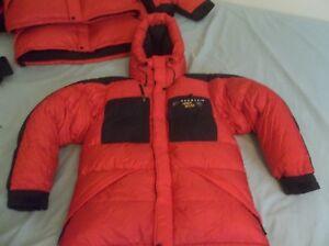 Mountain Hardwear Absolute Zero Parka Jacket Coat Himalayan 800 Goose Down Small