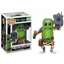 Funko 27862 Pop Animation Morty - Pickle Rick With Laser Zzcould Not Find Collec