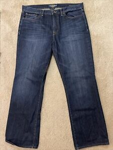 Lucky Brand Jeans 367 Vintage Boot Denim Men's Size 38 x 32