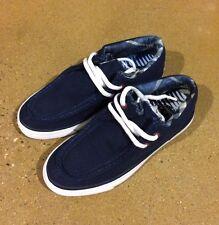IPath Cat Rod S Blue Oasis White BMX DC Skate Shoes Men's Size 6