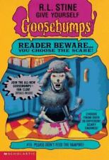 Please Don't Feed the Vampire! (Give Yourself Goosebumps, No 15) by R.L. Stine