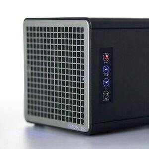 OZONE IONIZER ECOBOX  FRESH AIR BOX  PURIFIER ALPINE ECOQUEST LIVING AIR