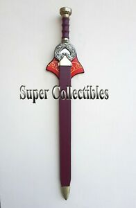 Herugrim Sword of King Theoden Braso with Scabbard Comes With Wall Plaque