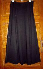 Black Maxi Skirt Size 6