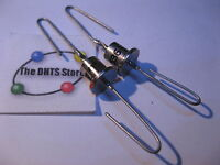 1N536 Transitron Silicon Diode Rectifier Top-Hat Vintage NOS Qty 2