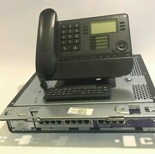 Alcatel-Lucent OmniPCX Office Compact Edition + STD 8028S