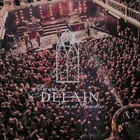 DELAIN - A DECADE OF DELAIN-LIVE AT PARADISO (3LP BLACK)  3 VINYL LP NEU