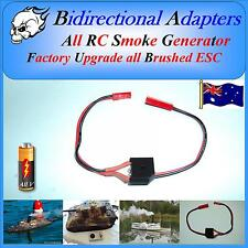 Bidirectional Adapters  Boat Tank Trains Trucks  all Smoke Generators 3V to 60V