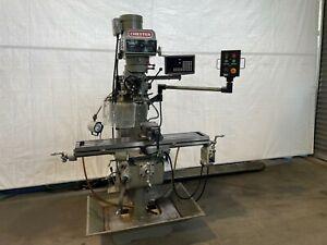 Milling Machine - Turret Chester Ex College