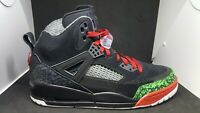Nike Air Jordan Spizike Black Red Nike 315371 026 Mens Basketball