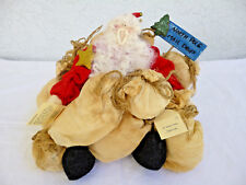 Santa & North Pole Mail Sacks Christmas Custom Craft; Letter to Santa; Usps
