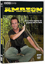 Amazon With Bruce Parry - BBC   (DVD) 2 Disc Set