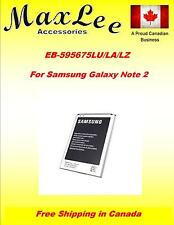 Samsung Galaxy Note 2 II Battery EB-595675LA EB-595675LU EB-595675LZ N7100 N7105