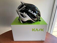 Kask Mojito X - Road Bike Cycle Helmet large (59-62) Black-white