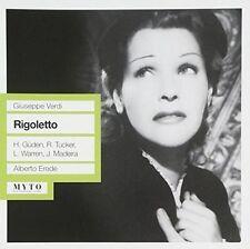 VERDI: RIGOLETTO NEW CD