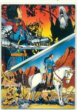 PROMO CARD - PRINCE VALIANT - 1994 - COMIC IMAGES