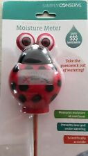 Simply Conserve Planet Friendly Moisture Meter Green Frog Water Efficiency