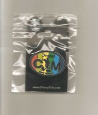DLR- Cast Exclusive- Rainbow Country Code Pin