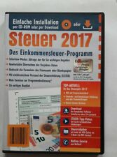 Aldi Steuer CD 2017, neu, unbenutzt und Original in Folie