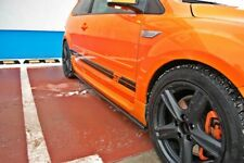 SIDE SKIRTS ADD-ON DIFFUSERS FORD FOCUS MK2 ST (2004 - 2009)