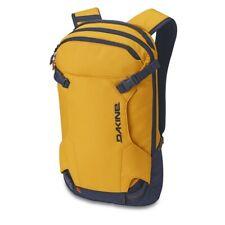 Dakine Heli Pack Ski Rucksack Backpack 12L Golden Glow