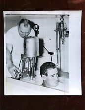 Original May 3 1959 Ted Williams In Whirlpool Wire Photo