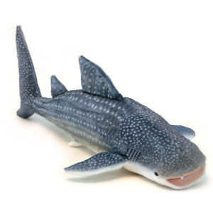 Whale Shark Hansa Realistic Animal Plush Toy 56cm **FREE DELIVERY**