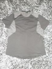 Lululemon Mens Xl Black Grey Gray Vented Vintage T Shirt