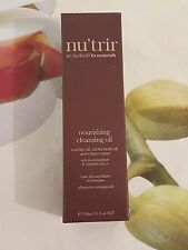 nu'trir Nourishing Cleansing Oil 100mL Vegan Friendly - BNIB
