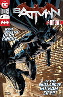 Batman Annual #3 Comic Book 2018 - DC
