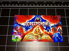 CREEPSHOW 80's movie logo vinyl decal sticker halloween comic horror 1980s
