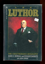 LEX LUTHOR UNAUTHORIZED BIOGRAPHY PRESTIGE FORMAT(9.6)(NM+)