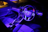 Blue LED Interior Light Conversion Kit for Holden VE Commodore Calais Berlina