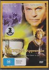 MERLINS APPRENTICE - TV MINI SERIES - 3 HOURS - DVD