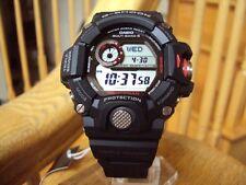 Casio Men's GW9400-1 Master of G Digital Display Quartz Black Watch