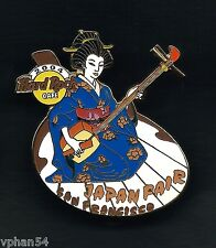Hard Rock Cafe San Francisco JAPAN FAIR 2004 pin. P3