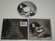 DIANA ROSS/DIANA EXTENDIDA/THE REMIXES(EMI 7243 8 37725 2 0) CD ÁLBUM