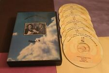 Lights Out,Set 1,Old Time Radio-12 Shows on 6 REAL CDs NOT MP3 with library case
