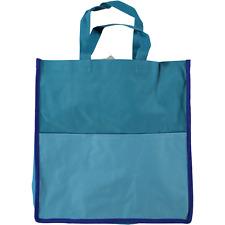 AMB 01669 Burton contraste Shopper Bolsa Azul