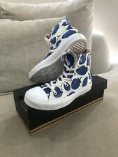 New Womens Converse Hi Top Sneakers Limited Edition By Marimekko 7.5 US [C212]
